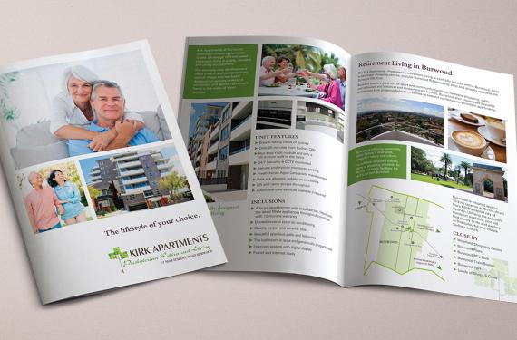 Kirk Apartments Brochure