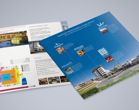 The Cube Square Brochure