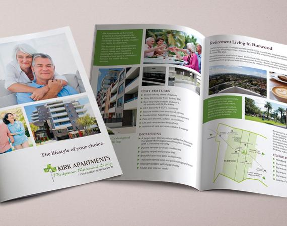 Kirk Apartments Brochure
